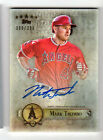 Mark Trumbo Cards and Autograph Memorabilia Buying Guide 7