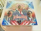 Decision 2016 Election Hobby Box! Look for Trump Sanders McCain Autograph Cards!