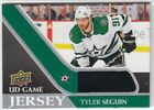 Tyler Seguin Cards, Rookie Cards and Autographed Memorabilia Guide 8
