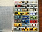 Lot of 48 Vintage Hot Wheels Matchbox 1968 2001 MustangsShelby w Case