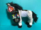 Ty Beanie Baby Derby 133  w/ Kentucky Derby Store Exclusive Horse Tag VISA