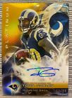 2015 Topps Platinum Football Cards - Review Added 2