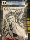 THE WALKING DEAD CGC 9.8 COMICS issue 171 15th ANNIVERSARY Sketch Cover variant