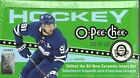 2019-20 Upper Deck O-Pee-Chee OPC Hobby Factory Sealed Box - 18 pack per box