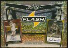 2018 Leaf FLASH Football Sealed HOBBY BOX (5 Autos per box!)