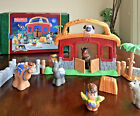 Fisher Price Little People CHRISTMAS NATIVITY LIL DRUMMER BOY 2006 Music SALE