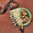CHIEF Native Medallion Chain