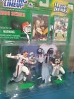 1998 Series Starting Lineup Classic Doubles Dick Butkus and Junior Seau