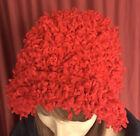 LOOPY/ WOOLEY RED HAT