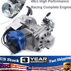 Complete Engines Racing Bike 2 Stroke 49cc 50cc w Air Filter  full parts