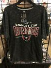 2018 Washington Capitals Stanley Cup Champions T-Shirt - Size 2XL