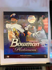 2020 Bowman Platinum MEGA BOX Sealed - 23 Cards - GUARANTEED AUTO Two Parallels!