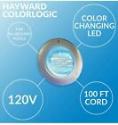 LED color changing pool light