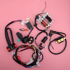 CDI Wire Harness Stator Wiring Kit Fit for 50cc 110cc ATV Electric Start Quads