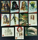 1993 Topps Star Wars Galaxy Trading Cards 13