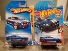 Hot wheels 2020 ford mustang shelby GT500  1967 Shelby GT500  LOT OF 2