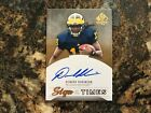 2013 SP Authentic Football Cards 4