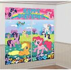 Scene Setters Wall Decorating Kit  My Little Pony Friendship Collection  Birth
