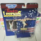 Nadia Comaneci Starting Lineup Figure 1996 Kenner Olympics FACTORY SEALED NEW