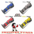 Progrip Handlebar Grips 733 Scooter Moped Dual Compound Grips Various Colours