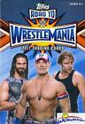2017 Topps WWE Road to Wrestlemania HUGE Factory Sealed HANGER Box with 42 Cards
