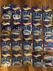 Hot Wheels 20 Cars Vintage 2003 Group Lot Mattel Wheels Various Styles Unopened