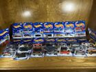 Vintage 1990s Current Hot Wheels Lot Of 30 Different Models Carded Cars