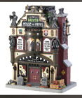 Lemax Spooky Town 2018 The Haunted House Of Props 85312 Halloween Village