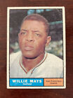 Vintage Willie Mays Baseball Card Timeline: 1951-1974 64