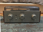 Jensen JTA 220 3 Speed Turntable with AM FM Receiver  Stereo Speakers Tested