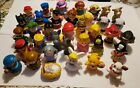 LITTLE PEOPLE FISHER PRICE LOT OF 36 SUPERHEROESDISNEYNATIVITY AND MORE