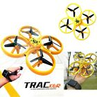 HAND CONTROLLED Drone TRACKER RC LED Aircraft for Kids Fast Shipping from EU