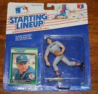 Vintage 1989 Starting Line Up Roger Clemens Special Collectors Edition