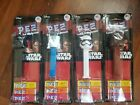 4 Pez Candy Dispensers Star War In Box Collectors Chewbacca and More (B)