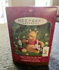 Hallmark 2000 Piglet's Jack-in-the-box Classic Pooh Disney Keepsake Ornament