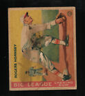 Top 10 Rogers Hornsby Baseball Cards 19