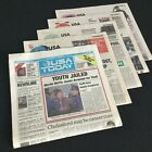 *COMPLETE* Back To The Future 2 Newspaper - Authentic USA Today Oct. 22, 2015