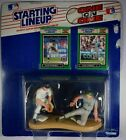 Starting Lineup One on One  Alan Trammell and Jose Canseco #25