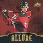 2019-20 Upper Deck NHL Allure Hockey Hobby Box Factory Sealed