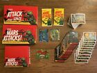 MARS ATTACKS HERITAGE 2012 Set 3D COMPLETE 55 SET Subsets Box Packs Hobby Retail