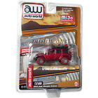 AUTOWORLD CP7717 2018 JEEP WRANGLER RUBICON with ROOF RACK 1 64 RED Chase