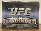 2013 Topps UFC Knockout - Sealed Hobby Box with (8) Mini-Boxes *Only 1 on eBay*