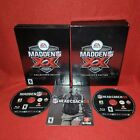 Madden NFL 09 -- 20th Anniversary Collector's Edition (PlayStation 3 PS3, 2008)