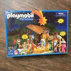 Vintage Playmobill Christmas Nativity And Wise Kings Set Ages 4 Up 5719