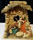 House of Lloyd Christmas Around the World the first Christmas Nativity 1988
