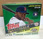2016 Topps Chrome Update Mega Box Case 16 Boxes - Story, Anderson, Contreras