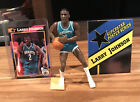 1992 Starting Lineup Larry Johnson Rookie Charlotte Hornets With Card And Poster