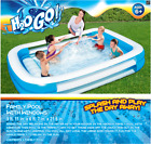 Bestway H2OGO Blue Family Inflatable Swimming Pool FREE SHIPPING