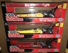 NHRA Racing Champions 1996 Edition 124 Scale Top Fuel Dragster Lot