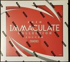 2020 Panini Immaculate Collection Soccer Hobby Box - Brand New, Factory Sealed